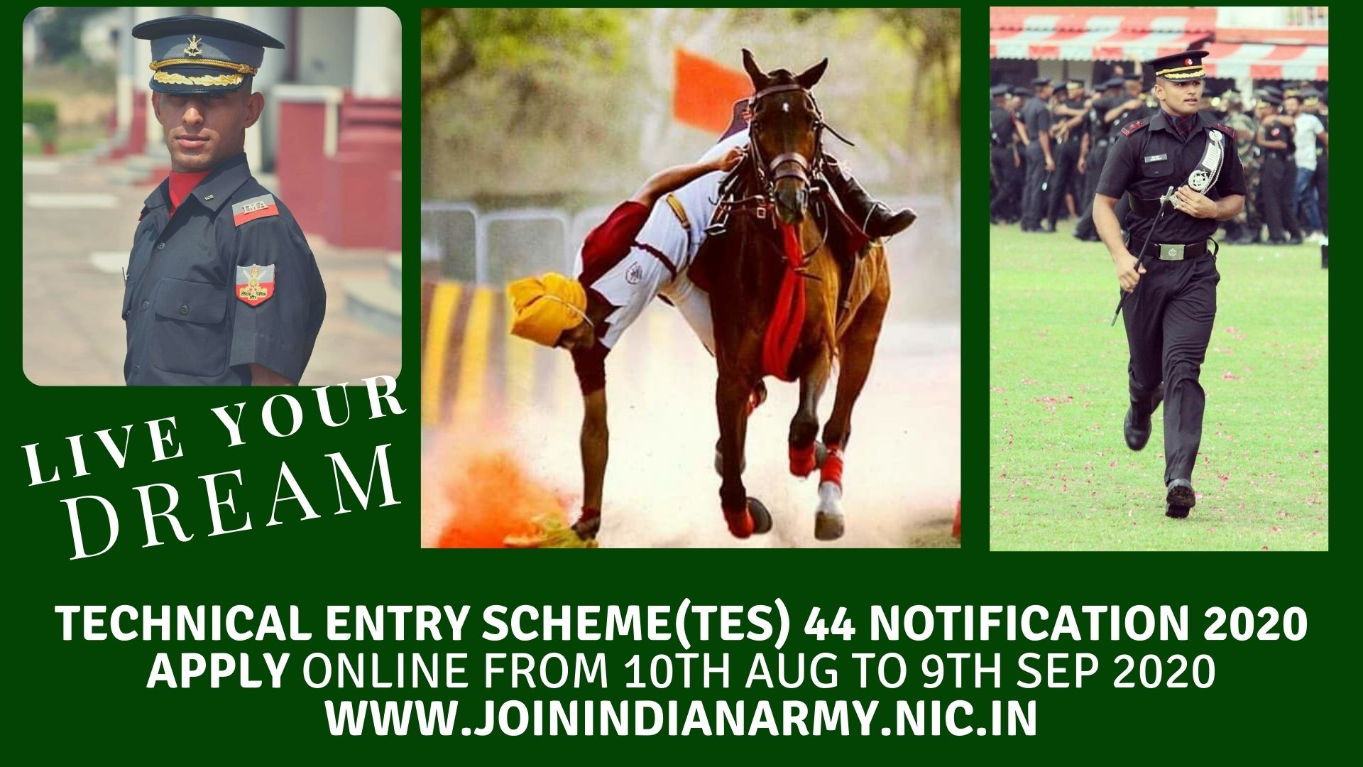 Technical Entry Scheme (TES) 44 Notification 2020